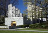Virginia Tech- Chapel and War Memorial