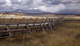 Fence Line Near Bryce