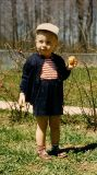 me Easter 1957 (nothing has changed)