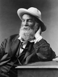 1872 - Poet Walt Whitman