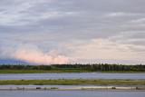 View of Charles Island from Moosonee July 11, 2007