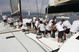 Voiles de Saint-Tropez 2006 - 02/10/06 - Une journée à bord de Mari Cha IV - A day aboard Mari Cha IV