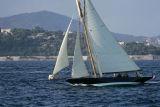 15 Arrivée de Pen Duick aux Voiles de Saint-Tropez 2006 le 01/10/06
