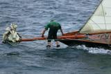 7 Pen Duick aux Voiles de Saint-Tropez 2006 le 02/10/06