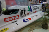 La vedette de compétition inshore de Philippe Dessertenne (400 CH - 220 km/h)