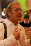 Franck-Yves Escoffier, skipper du trimaran de 50 pieds Crêpes Whaou ! vainqueur de la Route du Rhum 2006