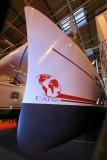 Etrave du catamaran Catana 50