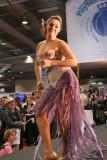 Défilé de mode Voiles et voilages 2006 au Salon Nautique de Paris