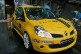 Race of Champions 2006 - In a Renault Clio Cup on the ROC track !