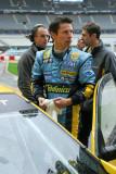 Race of Champions 2006 - Mon pilote, Jonathan Cochet, se prépare