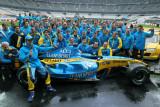ROC 2006 - Les photos de team Renault Sport avec Heikki Kovalainen