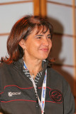 Michèle Mouton at the press conference