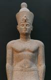 Statue colossale de de roi de 5 mètres de haut