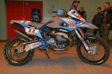 Jean charles LENAIN et sa BMW 1.200 cm3 lors des contrôles 2007