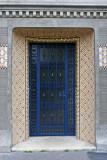 Porte d'une maison de la rue Shoelcher