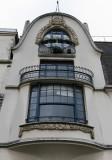 Belle facade d'une maison de la rue Shoelcher