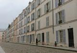Visite du quartier de Montparnasse - Passage d'Enfer