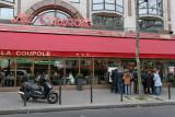 Visite du quartier de Montparnasse - La Coupole