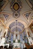 Notre Dame de la Serra, chapelle situé au-dessus de la ville de Calvi