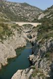 Vacances dans le Languedoc- Les gorges de l'Hérault
