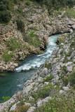Vacances dans le Languedoc - Gorges de l'Hérault