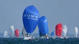 Spi Ouest France 2007 - Régates du dimanche 8 avril