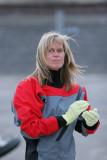 Louis Blériot Cup 2007 - Michaela SCHULZ, la seule femme de cette compétition
