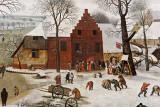 Visite du musée des beaux arts de la ville de Lille - Le paiement de la dîme