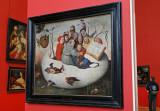 Visite du musée des beaux arts de la ville de Lille - Le concert dans l'oeuf