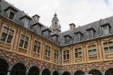 Visite de la ville de Lille - La vieille Bourse