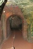 Visite des carrières de calcaire souterraines de la ville d'Arras, les Boves