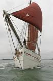 Semaine du Golfe 2007 - Journée du mercredi 16 mai - Old boats regattas in Brittany