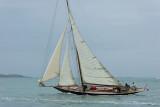7 Pen Duick à Eric Tabarly pendant la ''Semaine du Golfe 2007'' – Journée du vendredi 18 mai