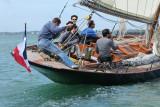 70 Pen Duick à Eric Tabarly pendant la ''Semaine du Golfe 2007'' – Journée du jeudi 17 mai