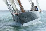 57 Pen Duick à Eric Tabarly pendant la ''Semaine du Golfe 2007'' – Journée du jeudi 17 mai