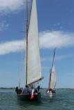 49 Pen Duick à Eric Tabarly pendant la ''Semaine du Golfe 2007'' – Journée du jeudi 17 mai
