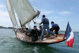 39 Pen Duick à Eric Tabarly pendant la ''Semaine du Golfe 2007'' – Journée du jeudi 17 mai