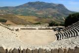 Théâtre antique de Segeste