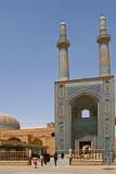 Fifteenth century portal, Jameh Mosque