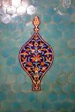 Jameh Mosque tilework