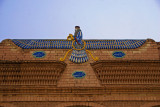 "Roof of Zoroastrian ""Fire Temple"