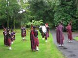 Maybole Pipe Band