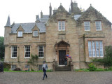 Front view of Cassillis House