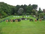 Archery contest at Culzean Castle