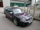 2006 Test Drive SACHS Performance Set on Audi A4