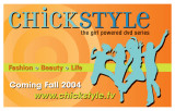 ChickStyle postcard for Diversion Media (front)