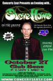 Steve Howe Poster for Concerts East