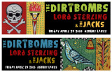 Dirtbombs/Lord Sterling Poster