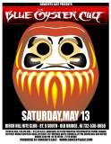 Blue Oyster Cult Poster for Concerts East
