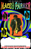 Maceo Parker Poster for Concerts East